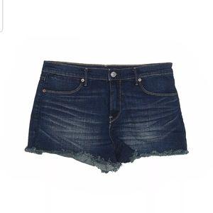 Abercrombie & Fitch women blue shorts 24W